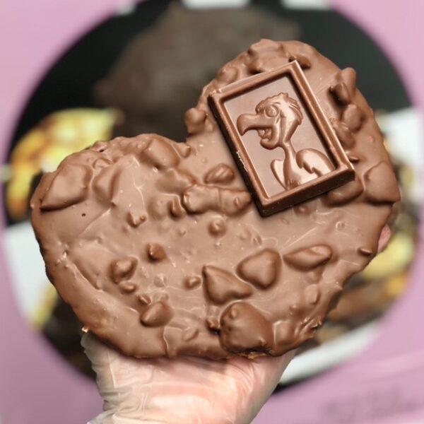 CHOCOLATE CON LECHE ESTILO JUNGLY